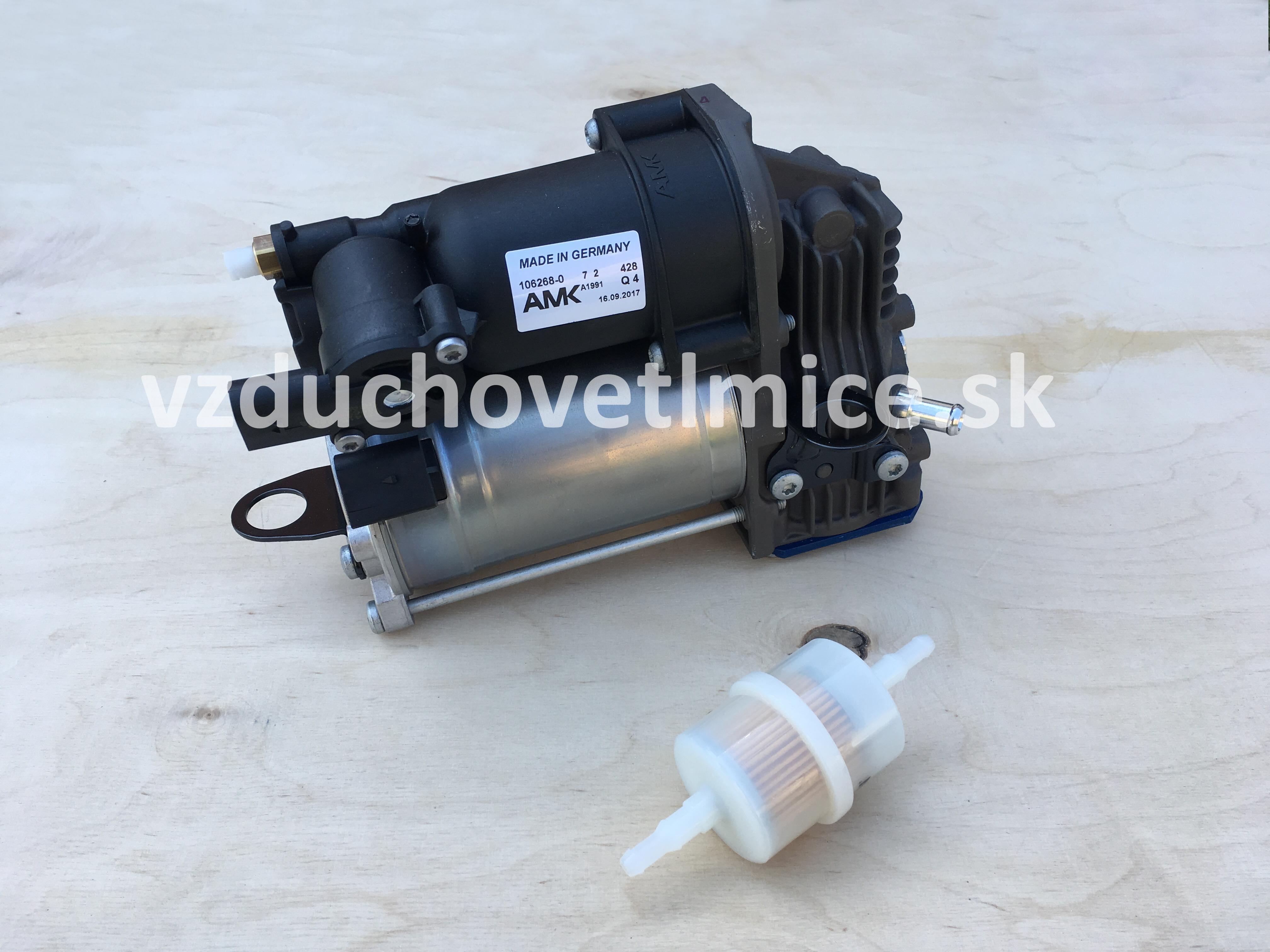 vzduchový kompresor podvozku AMK Mercedes Benz GL-class X164