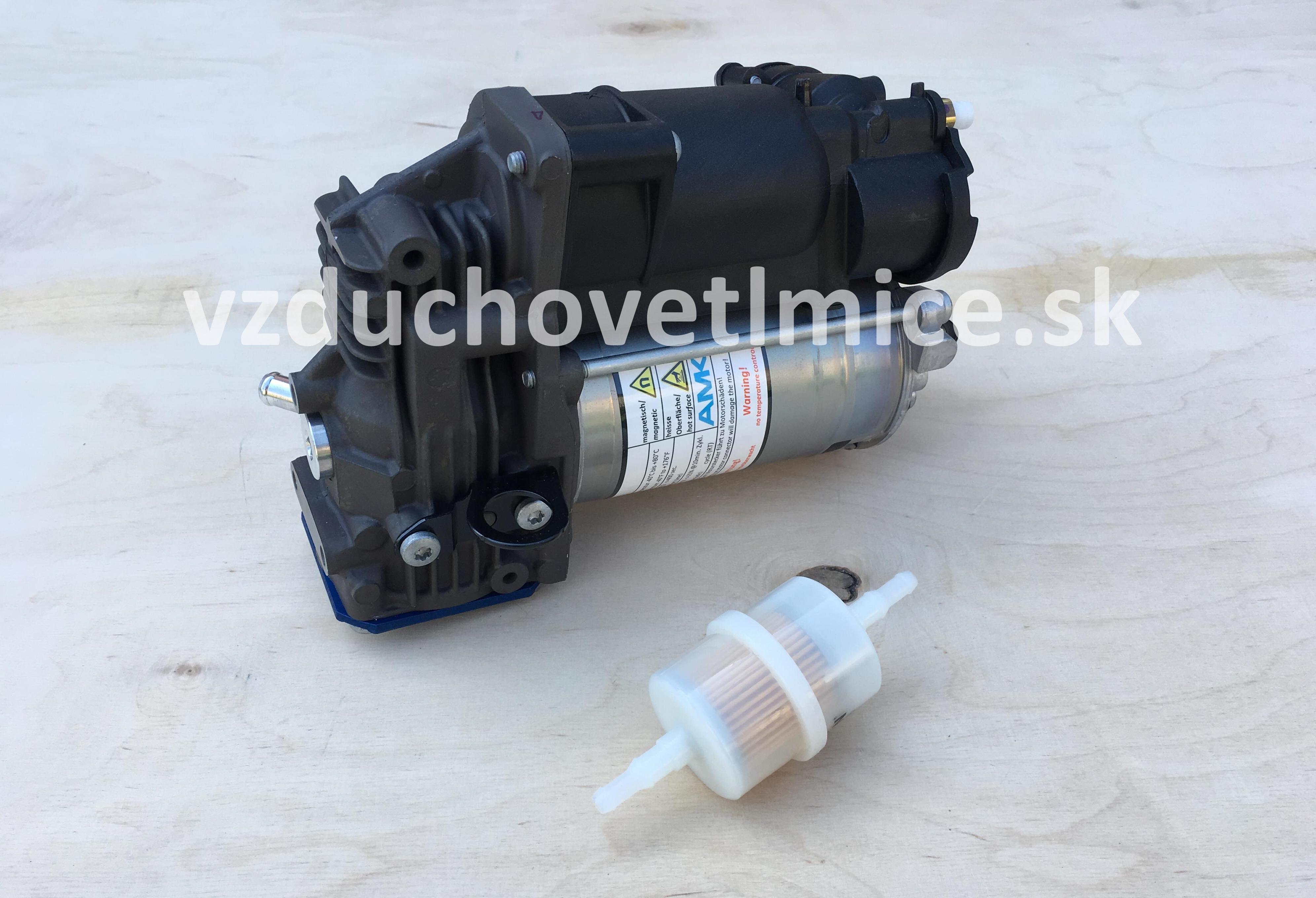 vzduchový kompresor podvozku AMK Mercedes Benz ML-class W164