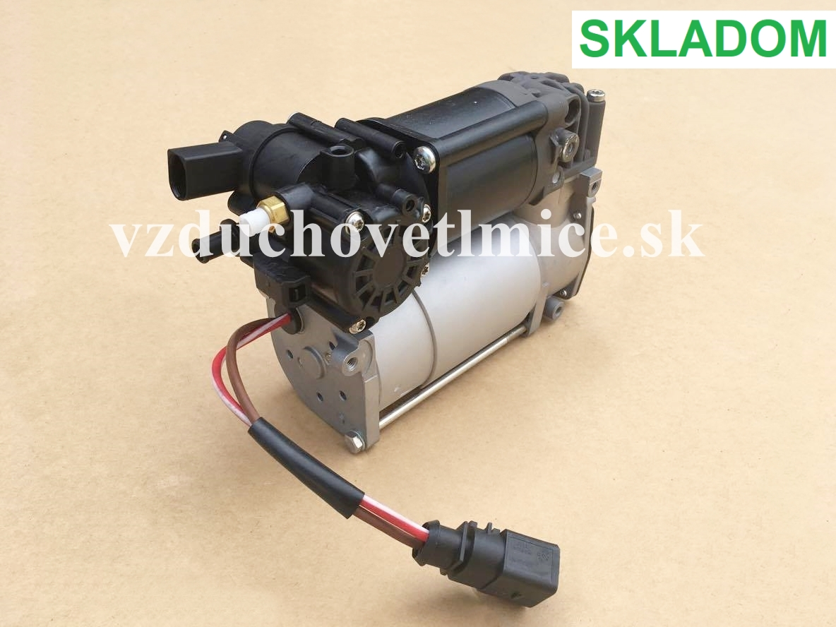 Vzduchový kompresor podvozku Audi A8 D4 4H