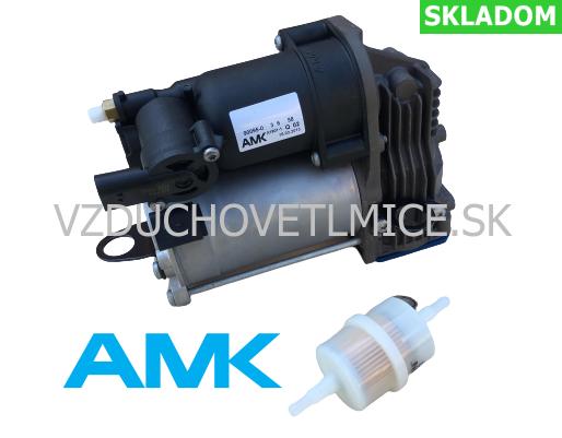 Vzduchový kompresor podvozku AMK Mercedes Benz ML/GL W166/X166
