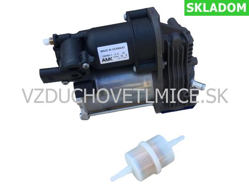 Vzduchový kompresor podvozku AMK Mercedes Benz Vito/Viano W639