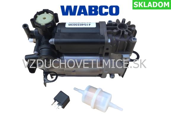 Vzduchový kompresor podvozku WABCO Mercedes Benz S-class W220, E-class W211, CLS-class C219