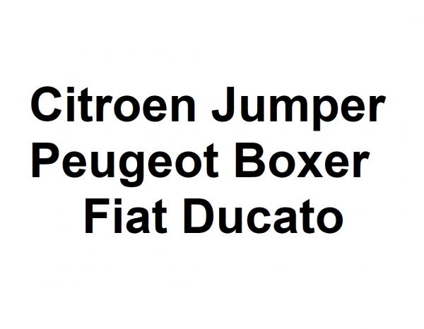 Oprava vzduchového kompresora podvozku Continental na Citroen Jumper, Peugeot Boxer a Fiat Ducato